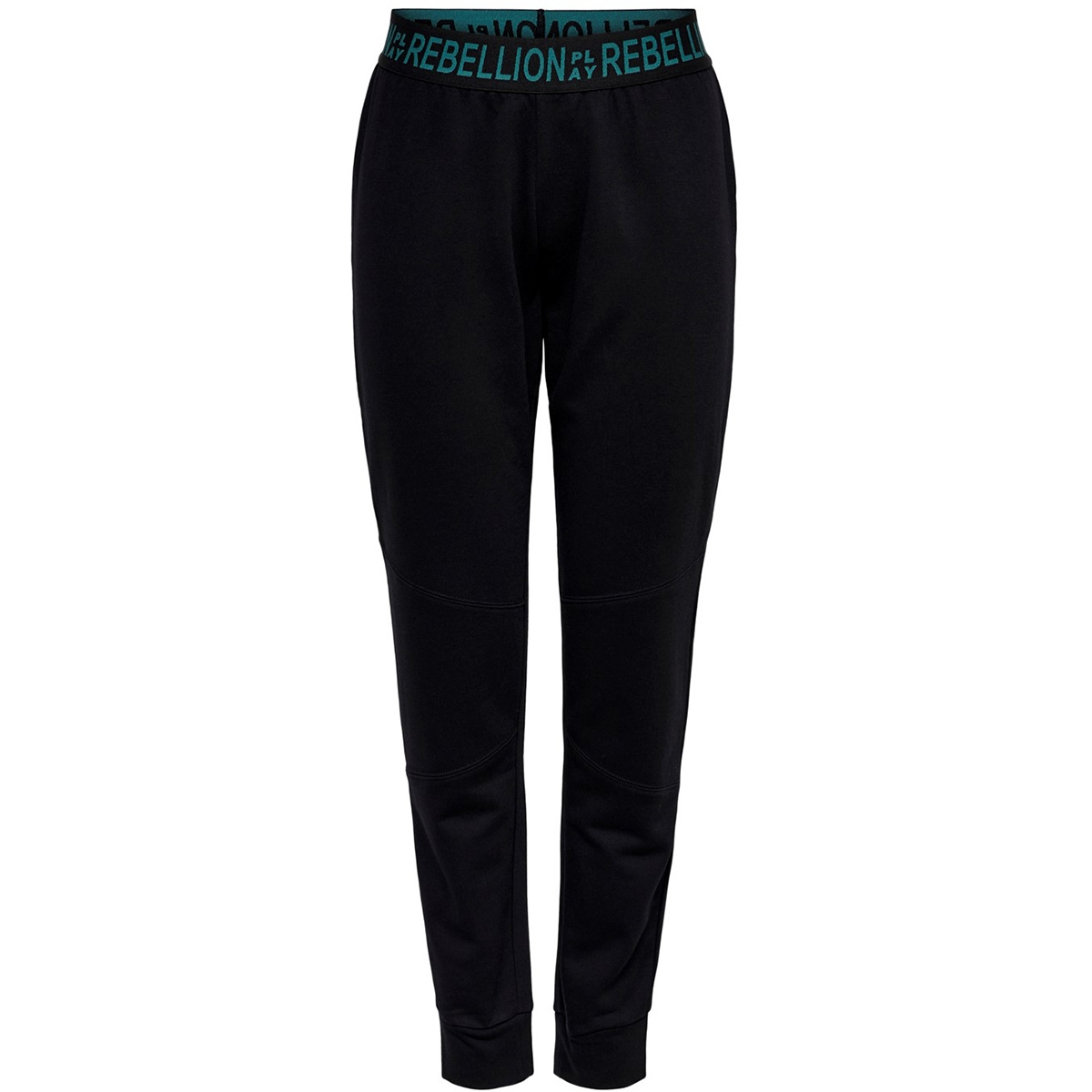 onpaeries loose brush sweat pants 15175557 only play sport broek black/w. shaded