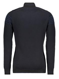 half zip pullover ckw196406 cast iron trui 5287