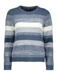 onlkailana l/s pullover knt 15183711 only trui bering seat