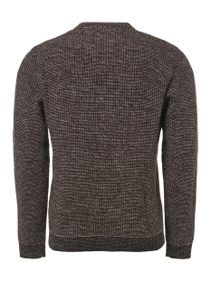 jacquard crewneck pullover 92230903 no-excess trui 020
