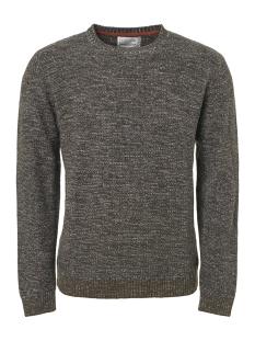 jacquard crewneck pullover 92230903 no-excess trui 059