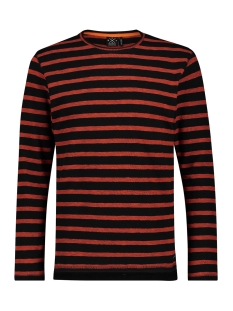 ls winter stripes 1901040603 kultivate trui 429 summer fig