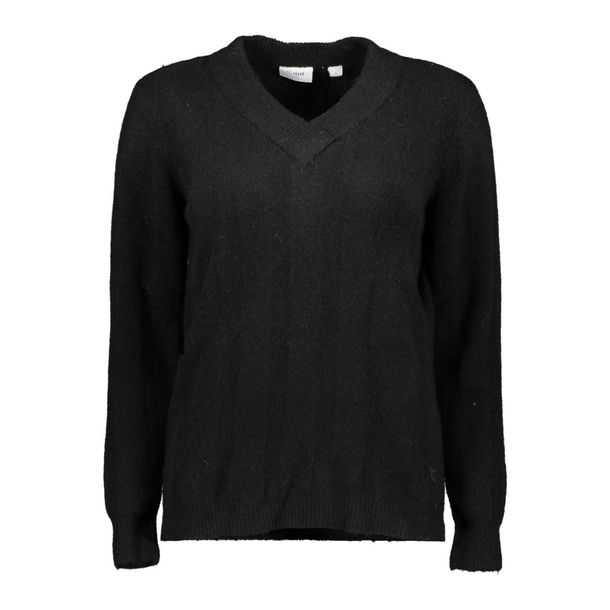 knit pullover v neck l s 30501476 saint tropez trui 0001