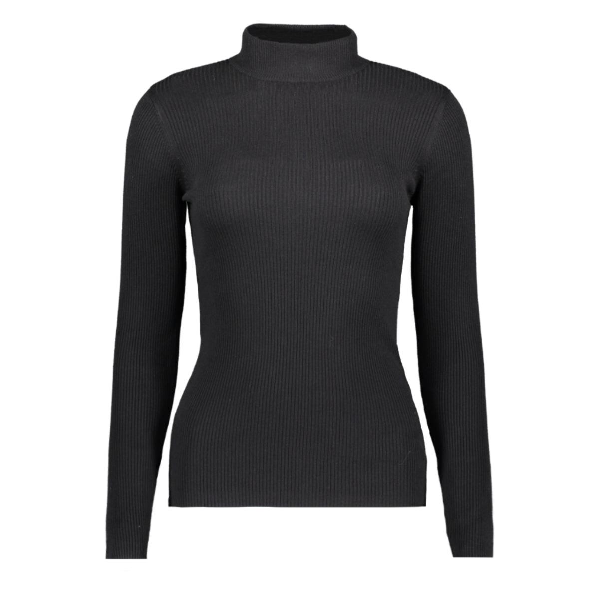 jdymaryan l/s high neck pullover knt 15179031 jacqueline de yong trui black