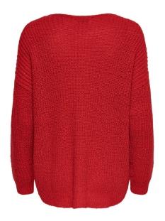 jdymegan l/s pullover knt noos 15161280 jacqueline de yong trui goji berry/melange