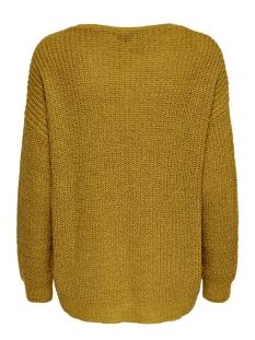 jdymegan l/s pullover knt noos 15161280 jacqueline de yong trui harvest gold/melange