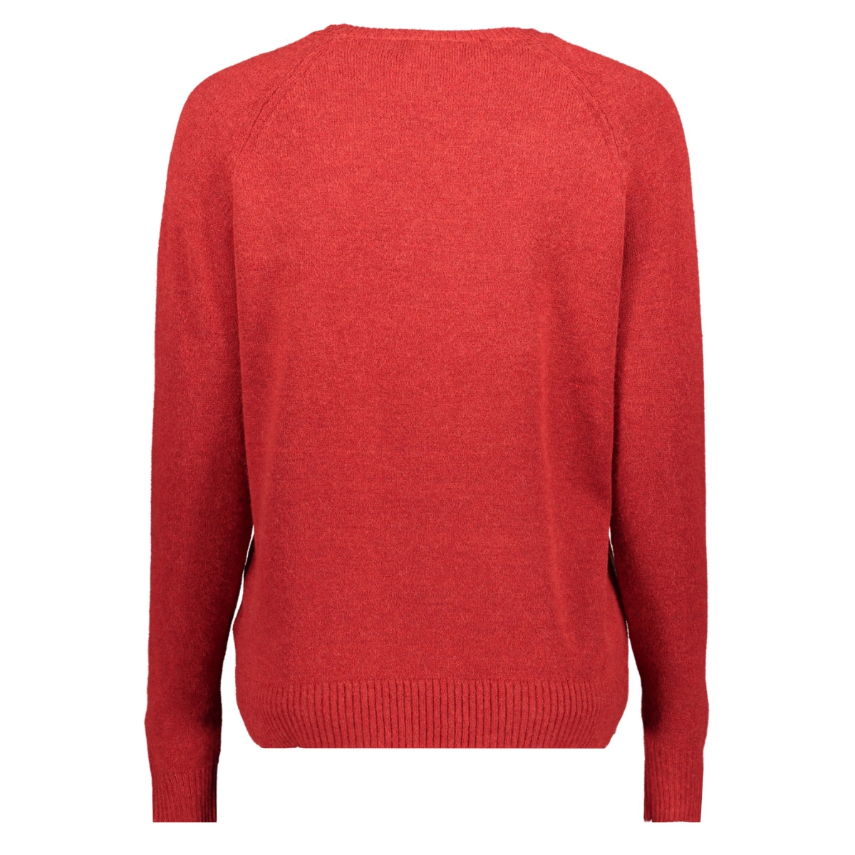 onllesly kings l/s pullover knt noo 15170427 only trui fiery red