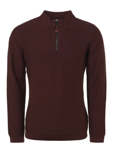 half zip jacquard pullover 92230926 no-excess trui 160