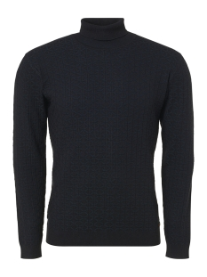jacquard turtleneck 92210920 no-excess trui 132