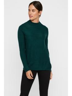 vmbobbie ls highneck blouse color 10208398 vero moda trui ponderosa pine