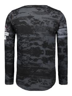 13849 gabbiano t-shirt black