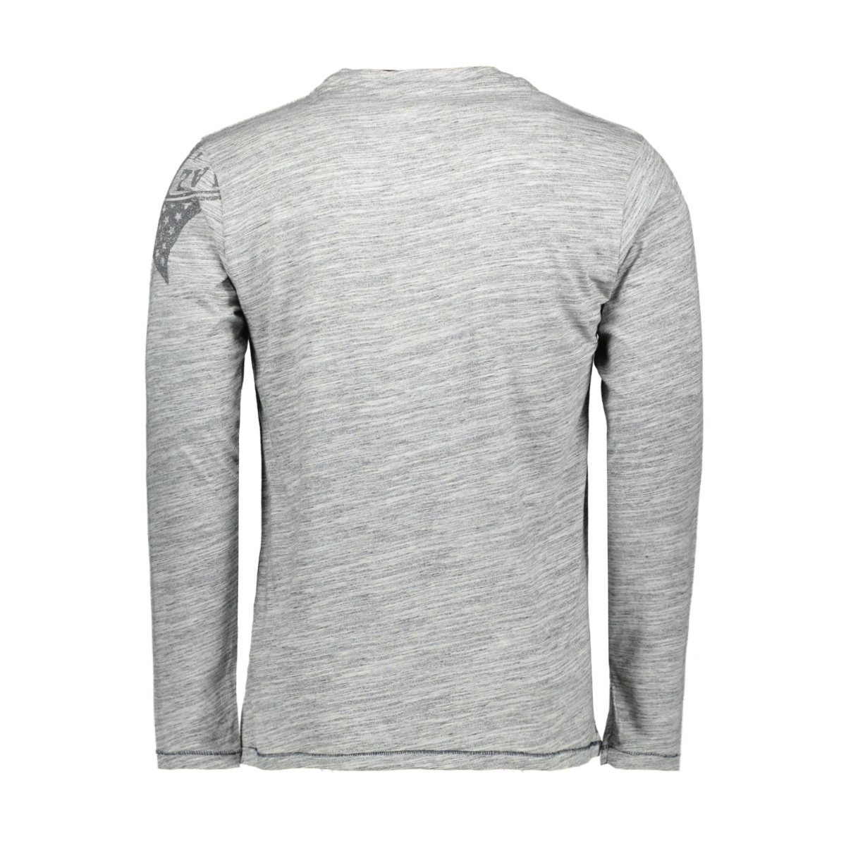 13855 gabbiano t-shirt grey