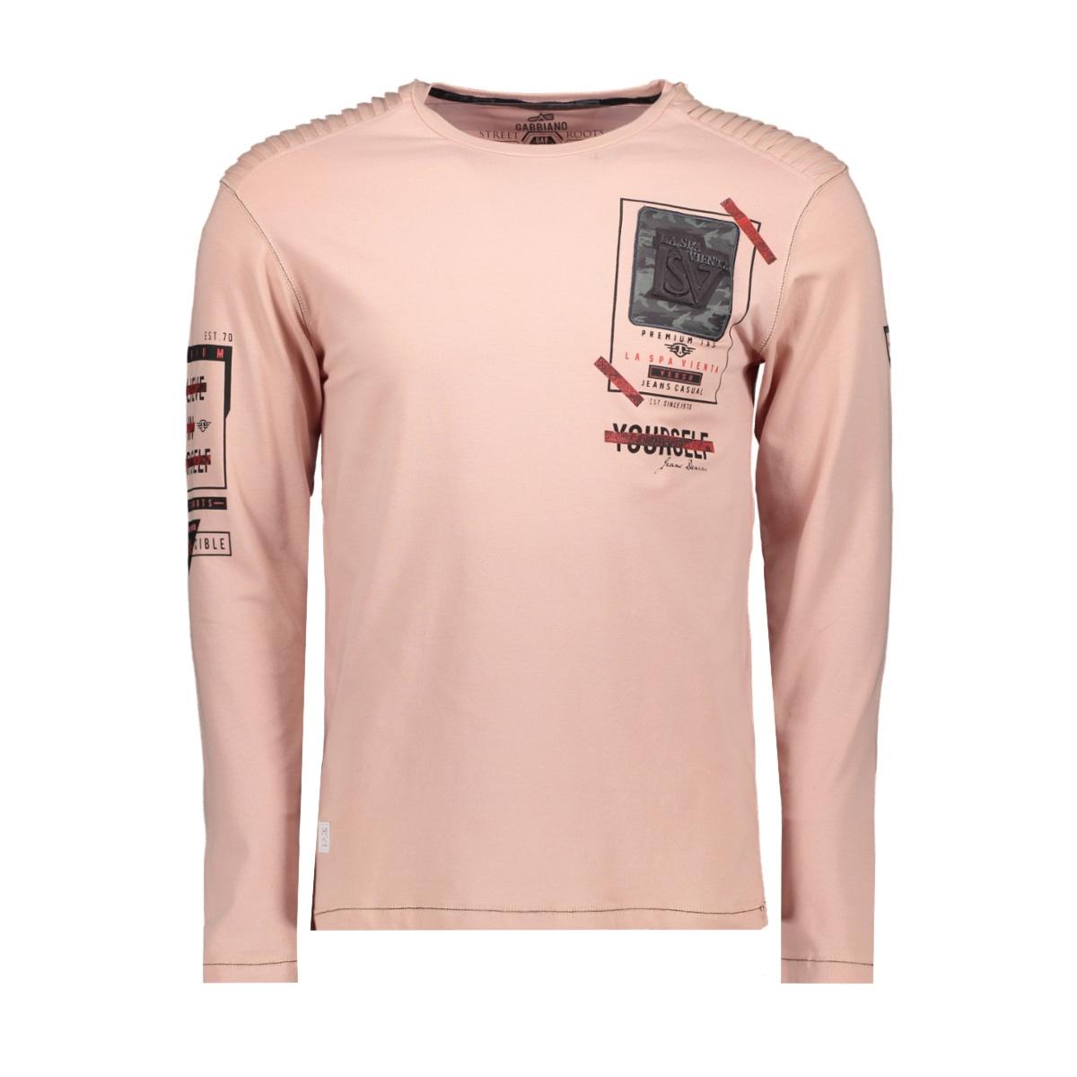 gabbiano t shirt 13857 gabbiano t-shirt pink