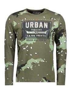 Gabbiano T-shirt 13858 ARMY