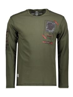 Gabbiano T-shirt GABBIANO T SHIRT 13857 ARMY
