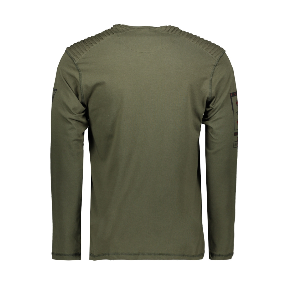 gabbiano t shirt 13857 gabbiano t-shirt army