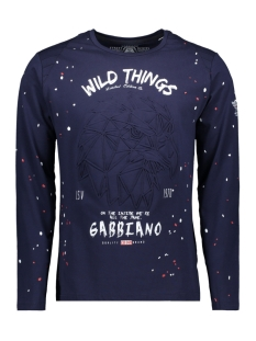Gabbiano T-shirt 13856 NAVY