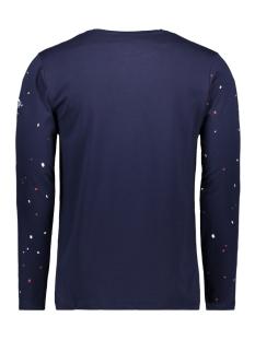 13856 gabbiano t-shirt navy