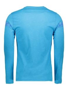 5396 gabbiano t-shirt blauw