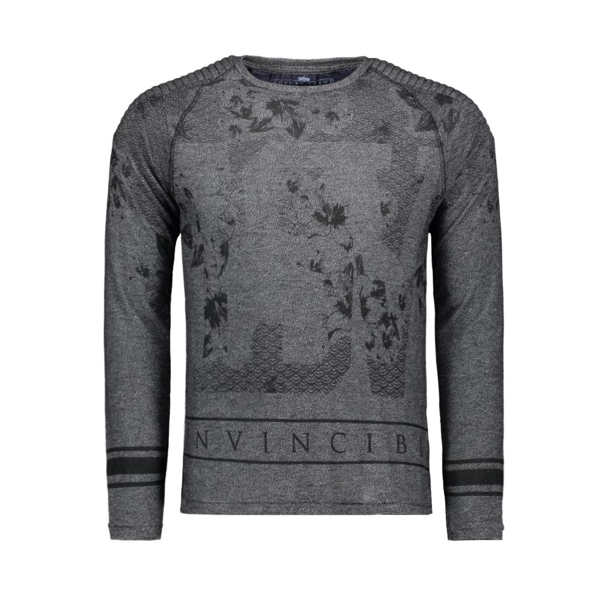 4824 gabbiano t-shirt black
