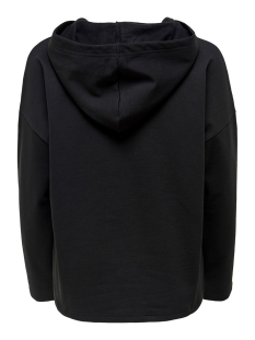 onlclementine l/s hood jrs 15204699 only sweater black/inspire