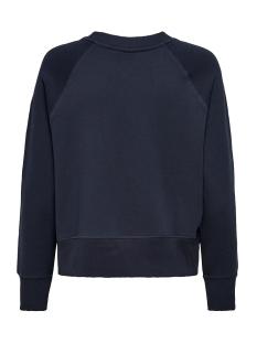 jdyzion l/s print sweat denim jrs 15187151 jacqueline de yong sweater sky captain/aw19