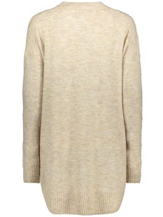 onlmirna l/s long pullover knt 15184001 only trui pumice stone