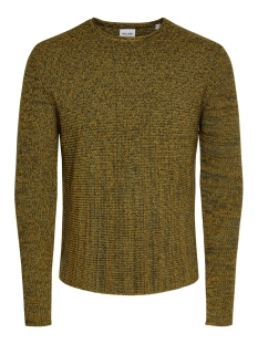 onssato 7 multi clr knit noos 22007296 only & sons trui arrowwood/melange