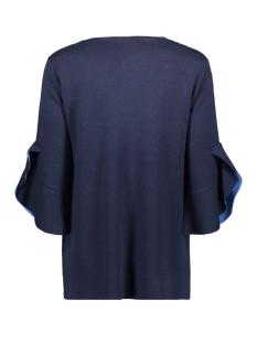 trui met wijd uitlopende mouwen 21001414 sandwich trui 41045