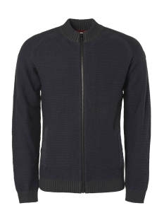 full zip raglan cardigan 93231012 no-excess vest 078 night
