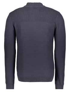 half zip button pullover 93231010 no-excess trui 078 night