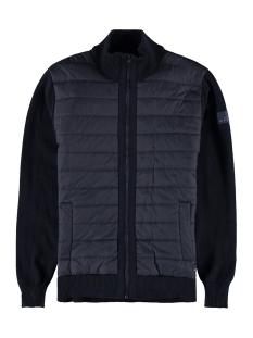 vest met steekzakken  l91051 garcia vest 292 dark moon