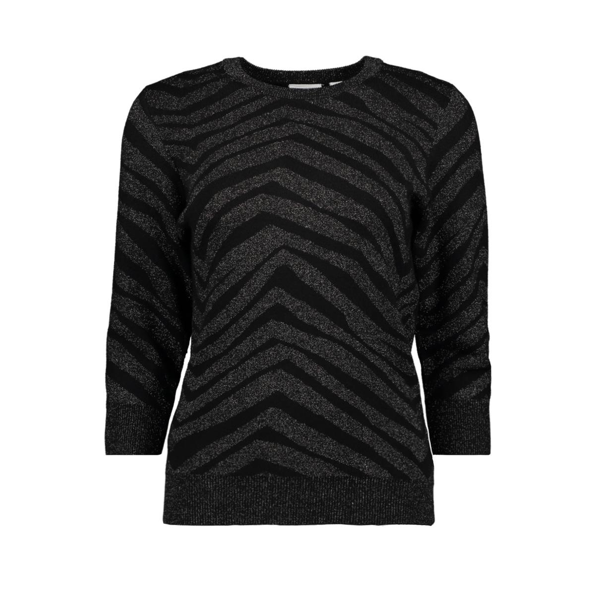 u2033  knitt pullover 3 04 sl saint tropez trui 0001 black