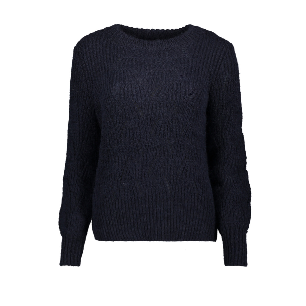 onllucy l/s pullover knt 15189240 only trui night sky