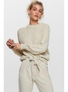 onlanelia l/s pullover knt 15183934 only trui almond milk