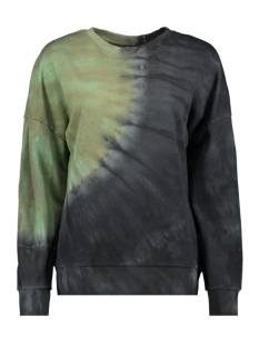 Noisy may sweater NMMALIA L/S SWEAT BG 27010340 Black/TIE DYE