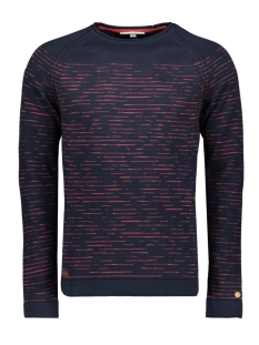 Cast Iron Trui COTTON STRIPE CREWNECK CKW198401 5287