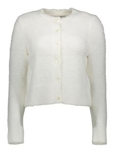 onlaurora l/s cardigan knt 15189850 only vest cloud dancer