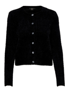 onlaurora l/s cardigan knt 15189850 only vest black