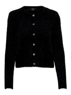 Only Vest ONLAURORA L/S CARDIGAN KNT 15189850 Black