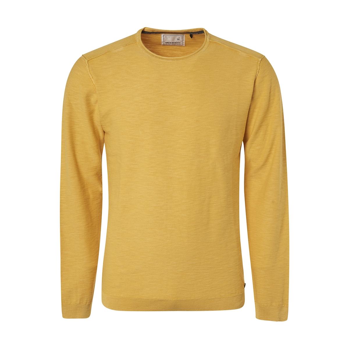 pullover 94231109 no-excess trui 077 mustard