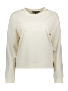 Vero Moda sweater VMSILJE LS SWEATSHIRT JRS GA 10226446 Birch/URBAN