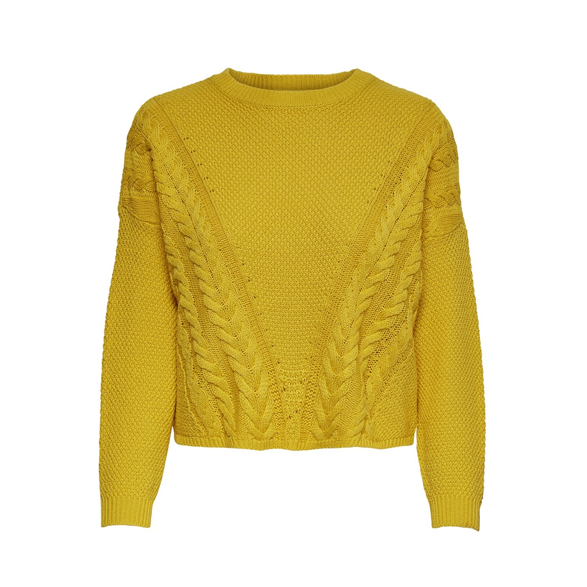 onlsara l/s shortcable  pullover cc 15192336 only trui solar power