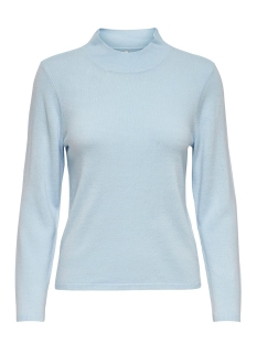 Only Trui ONLROSE L/S HIGHNECK PULLOVER CC KN 15191801 Cashmere Blue