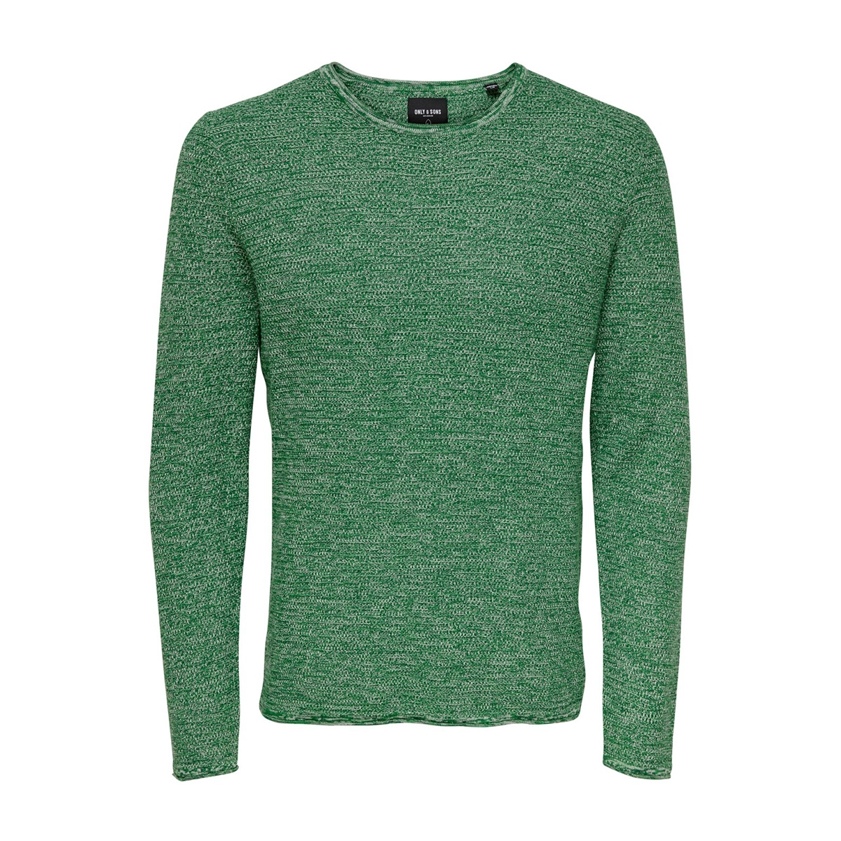 onswictor 12  structure crew neck n 22012290 only & sons trui posy green