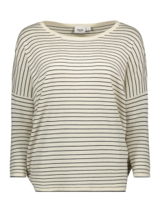 Saint Tropez Trui KNITTED PULLOVER 3 4 SL 30501530 1053