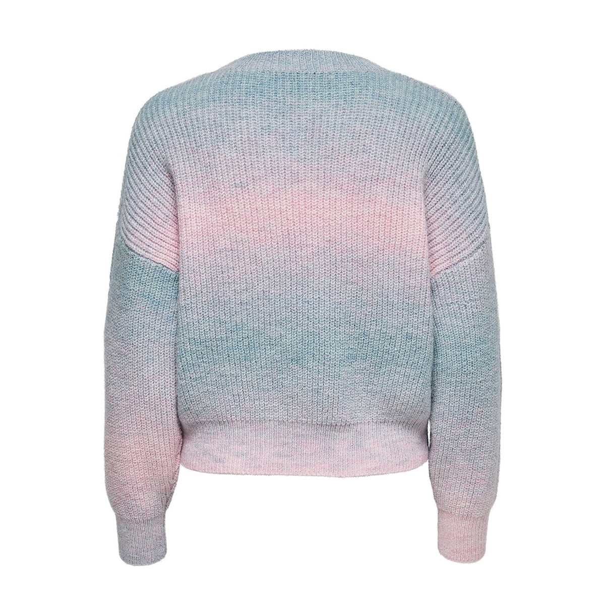onljupiter l/s pullover ex knt 15203747 only trui winter sky/fragant