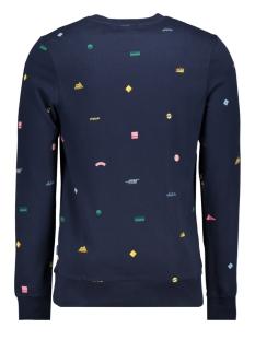 jorpatchy  sweat crew neck  france 12173498 jack & jones sweater navy blazer/slim