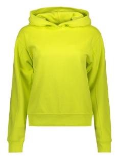 Only sweater ONLHILDE L/S HOOD SWT 15195619 Limeade