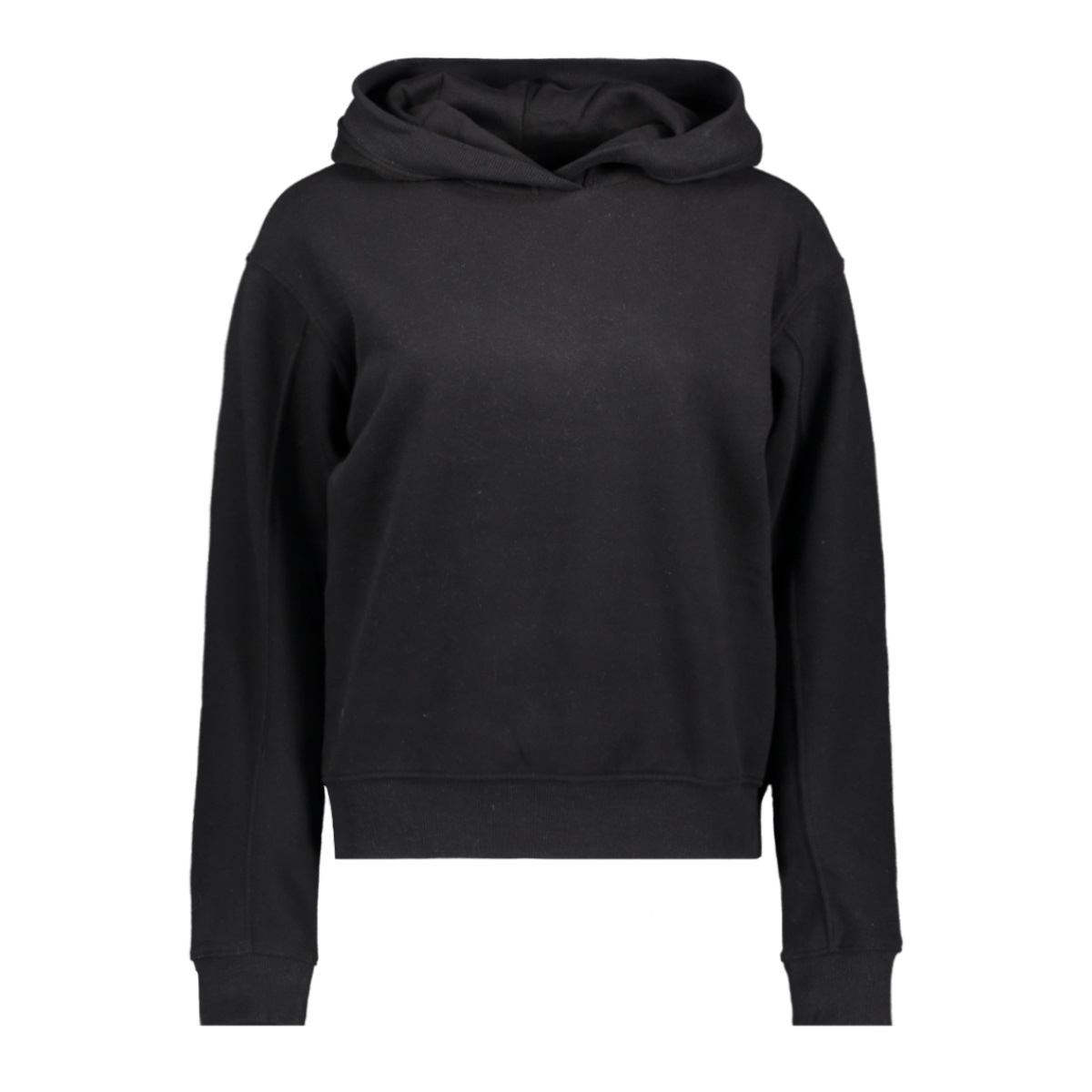 onlhilde l/s hood swt 15195619 only sweater black